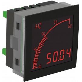Trumeter APM-FREQ-ANO Digitális beépíthető mérőműszer APM Frekvenciamérő, NEG-LCD Kimenetekkel