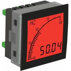 Trumeter APM-FREQ-APO Digitális beépíthető mérőműszer APM Frekvencia mérő készülék, POS-LCD Kimenete