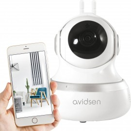 Avidsen 123982 WLAN IP Megfigyelő kamera 1280 x 720 pixel