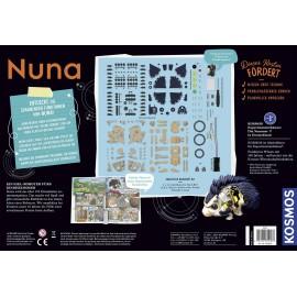 Kosmos Robot építőkészlet Nuna Építőkészlet , Játékrobot 620066