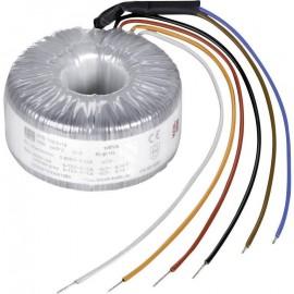Block RTE 160/2x24 Gyűrűmagos transzformátor 160 VA 3.33 A