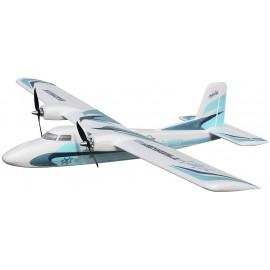 Multiplex TwinStar ND RC motoros repülőmodell RR 1420 mm