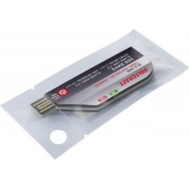 VOLTCRAFT DLS-200 Hőmérséklet adatgyűjtő Mérési méret Hőmérséklet -30 - 70 °C Eldobható adatgyűjtő,