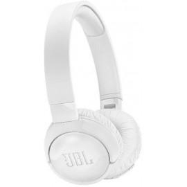 JBL 07-115 Bluetooth® On Ear fejhallgató On Ear Összehajtható, Zajszűrés, Headset Fehér