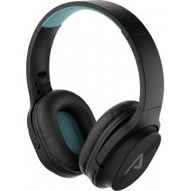 Lamax Base1 Bluetooth®, Vezetékes HiFi Over Ear fejhallgató Over Ear Összehajtható, Headset, MP3 lej