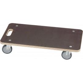 dörner + helmer 300687 Cargo Roller Terhelés (max.): 200 kg