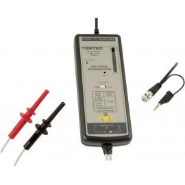 Testec TT-SI 9010A Differenciál mérőfej Kalibrált (ISO) 70 MHz 100:1, 1000:1 5000 V