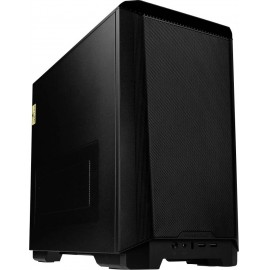 Phanteks Eclipse P200A Mini torony Gaming doboz, Számítógép ház Fekete