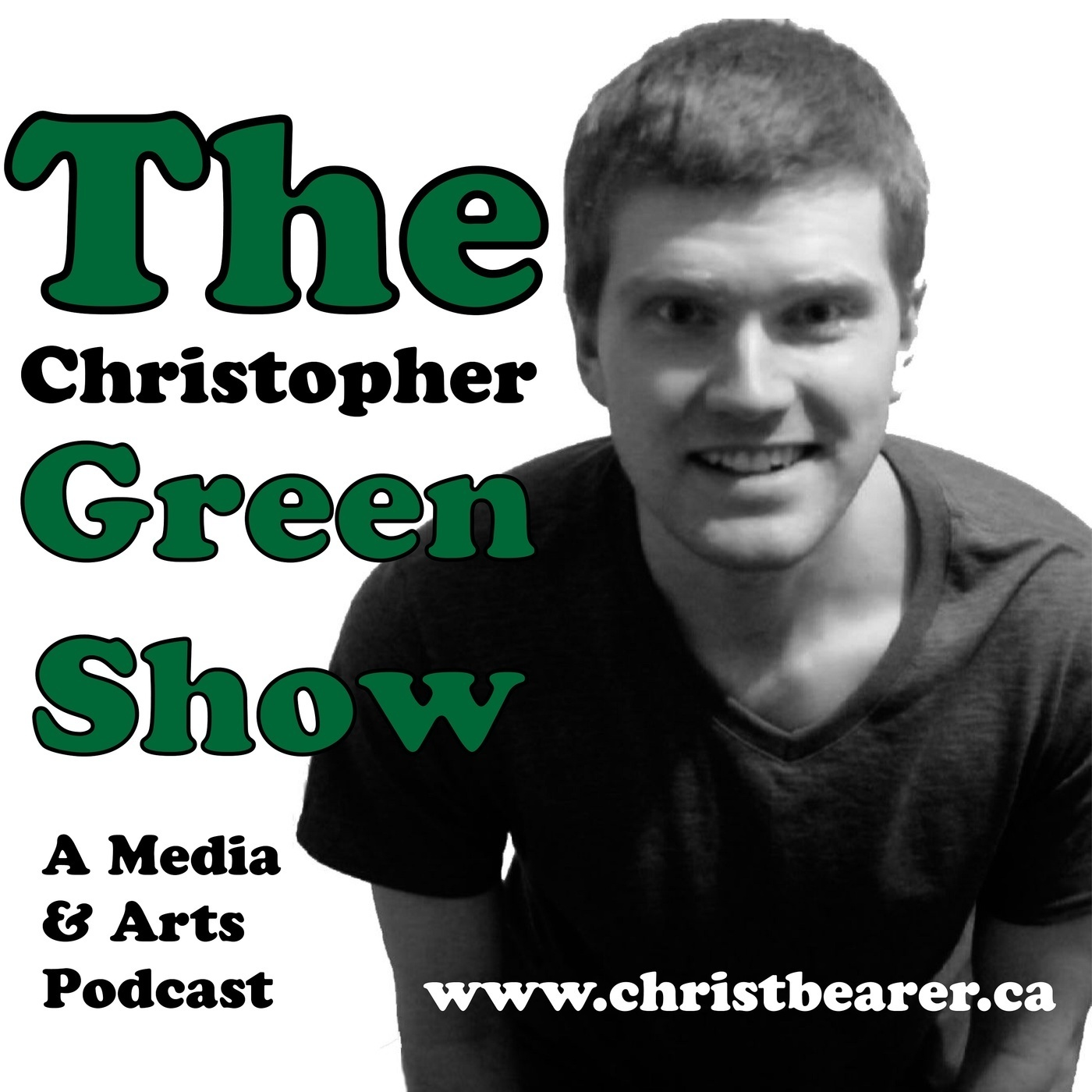 The Christopher Green Show | A Media/Arts Talk Podcast