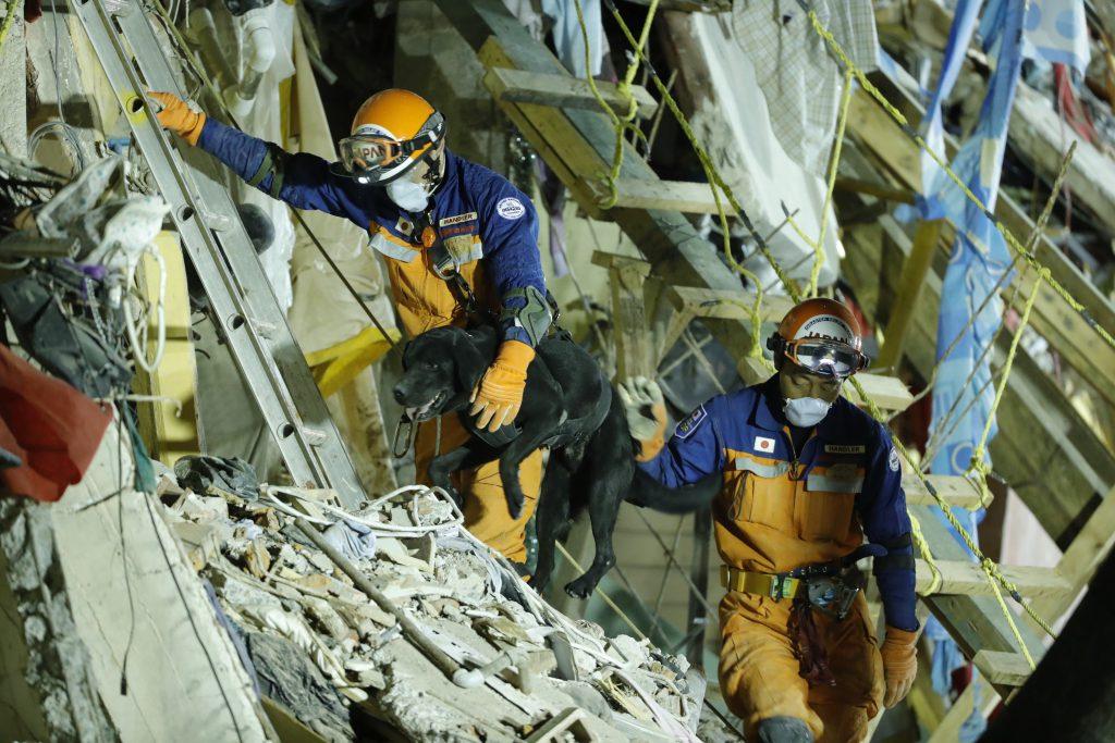 La tierra sigue temblando en México: ya hubo unas 4.400 réplicas de ...