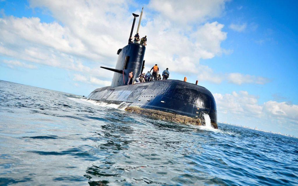 El Gobierno confirmó que Ocean Infinity buscará al ARA San Juan