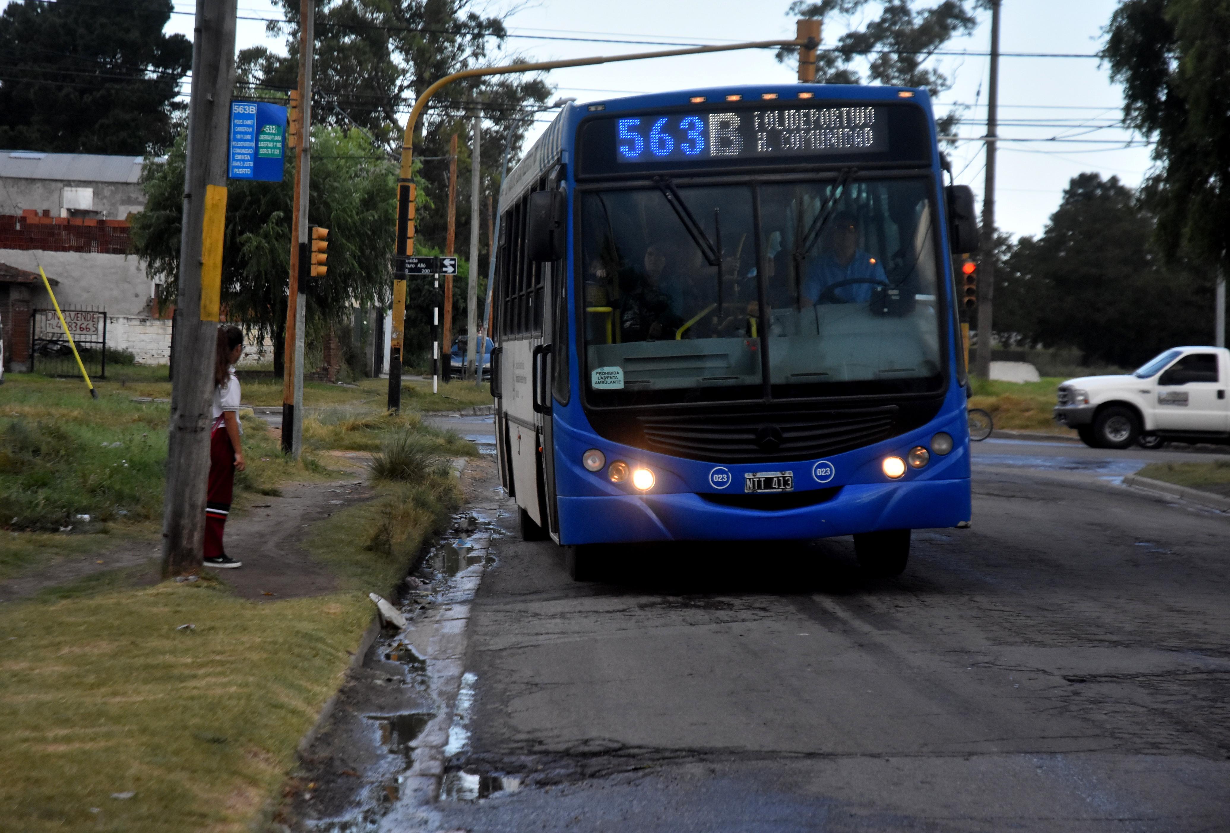 Transporte: la Agencia de Recaudación admitió que empresas tercerizadas no están habilitadas