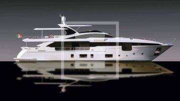 The Azimut Grande flagship