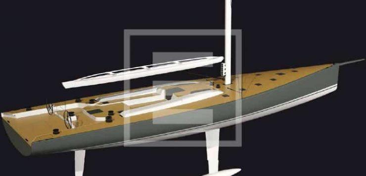 Reichel/Pugh 90' Race Cruiser