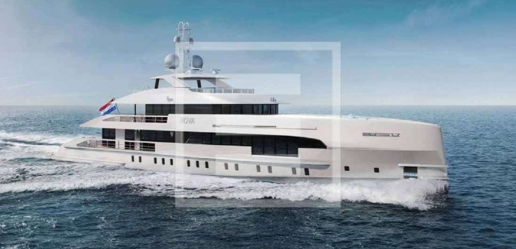Project Nova from Heesen Yachts