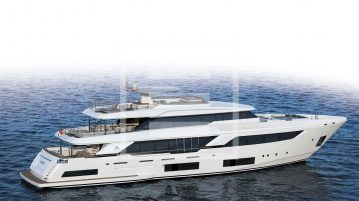 Custom Line celebrates 20 years with the Navetta 37