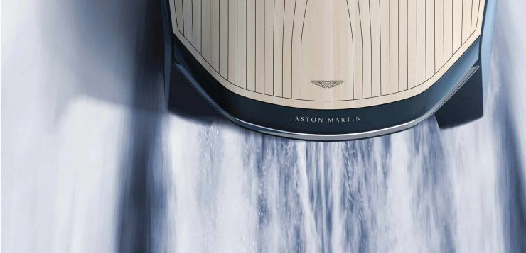 Power, beauty and soul. The new Aston Martin has them all