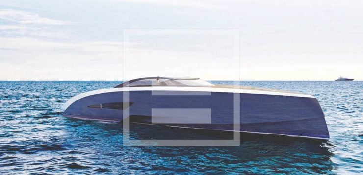 The Niniette yacht