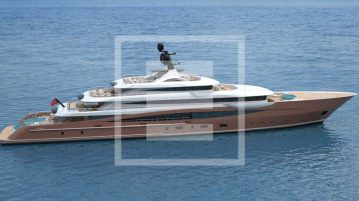 Horacio Bozzo pushes his personal design envelope with the 85-metre Essentia