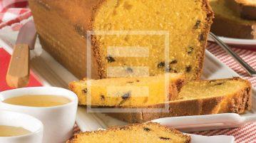 Plumcake al miele e mandorle: la ricetta illustrata