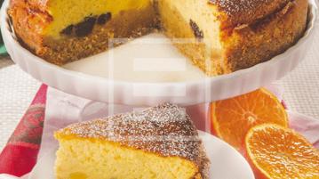 cheesecake mandarino ricetta