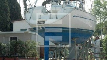 Una nuova antivegetativa sotto prova: testiamo Seajet a La Spezia