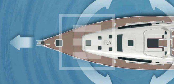 manovrare barca joystick dock e go