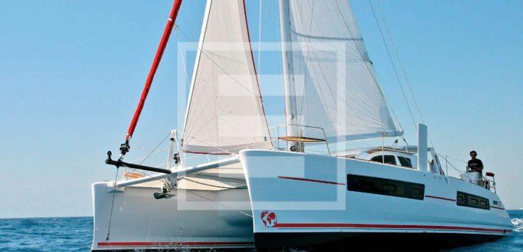 Catana 47 Carbon: il primo catamarano dotato di tecnologia Carbon Infusion