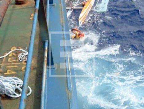 Racconto di un naufragio: Miceli e Picciolini salvati mentre cercano il record