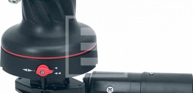 rewind harken winch caratteristiche