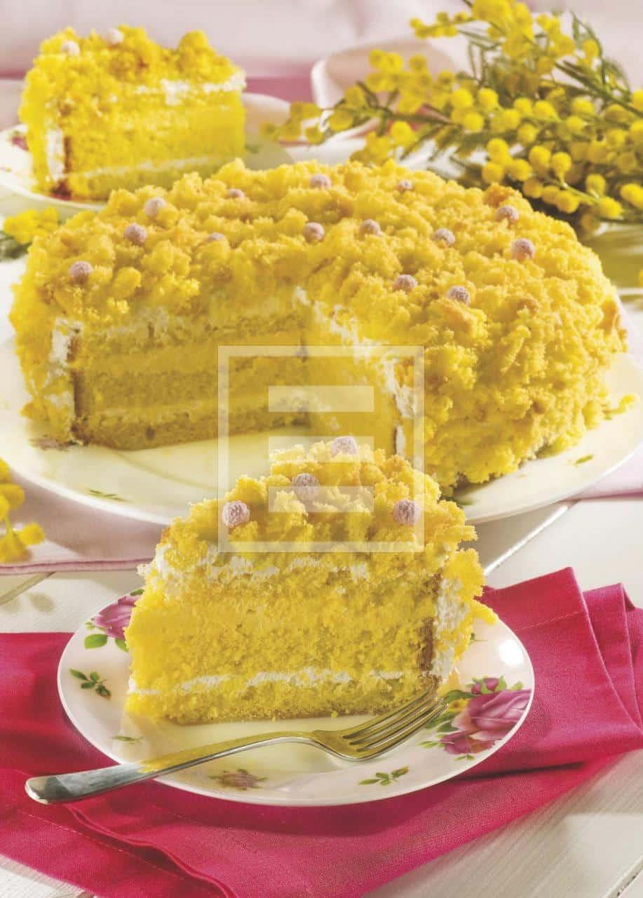 best sneakers f519b cc015 Ricetta della Torta mimosa: un dessert classico per la festa ...