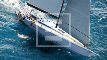 ClubSwan 50 yacht