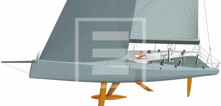 Bruce Farr firma il nuovo Infiniti 53R dotato di Dynamic Stability System