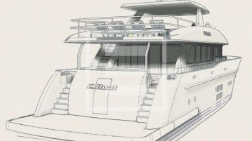 Da C.Boat un 27 metri che è un riuscito mix di funzionalità, design, tradizione e tecnologia