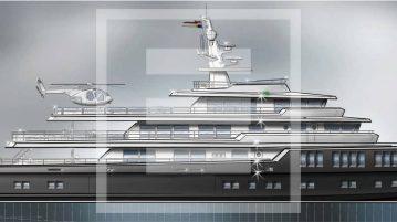 Un explorer di 65 metri dalla grinta militare firmato Barracuda Yacht Design