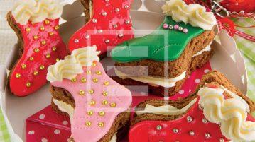"Le mini tortine ""calzettone"""