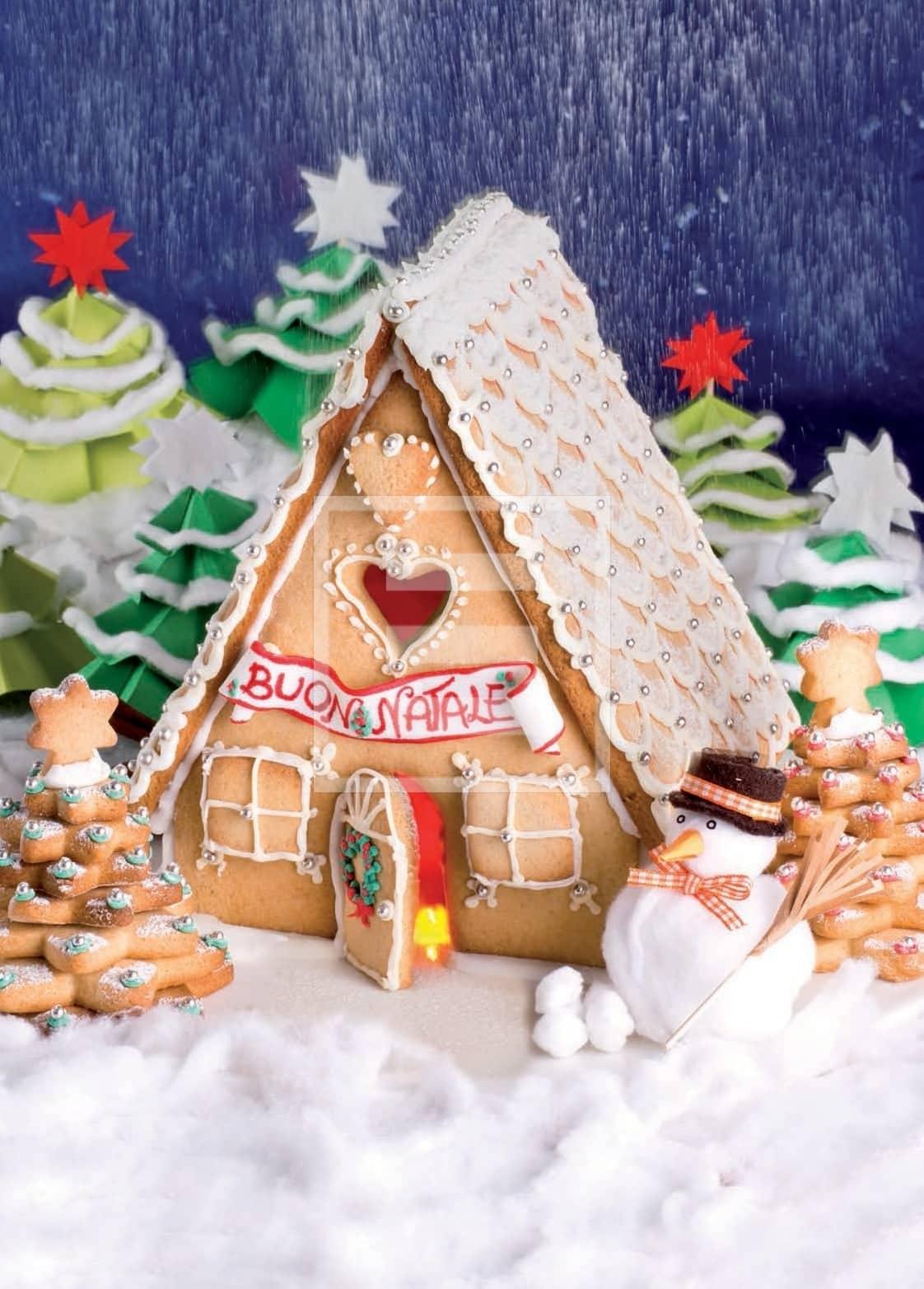 Le festività di Natale sono anche dedicate ai piccoli di casa  ecco ricette e  decorazioni da realizzare in compagnia dei bambini! b608f1e6157c