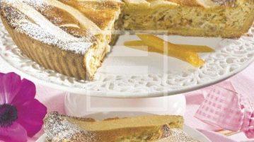 ricetta della pastiera napoletana