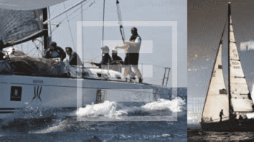 barca a vela regata