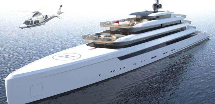 Il 120 Open sviluppato dallo studio olandese Van Geest Design