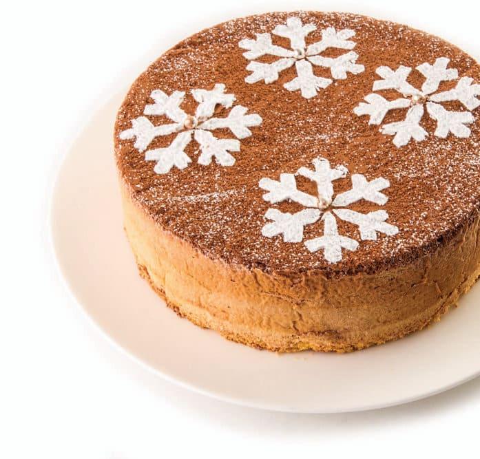 Decorazioni facili per torte con zucchero e meringa