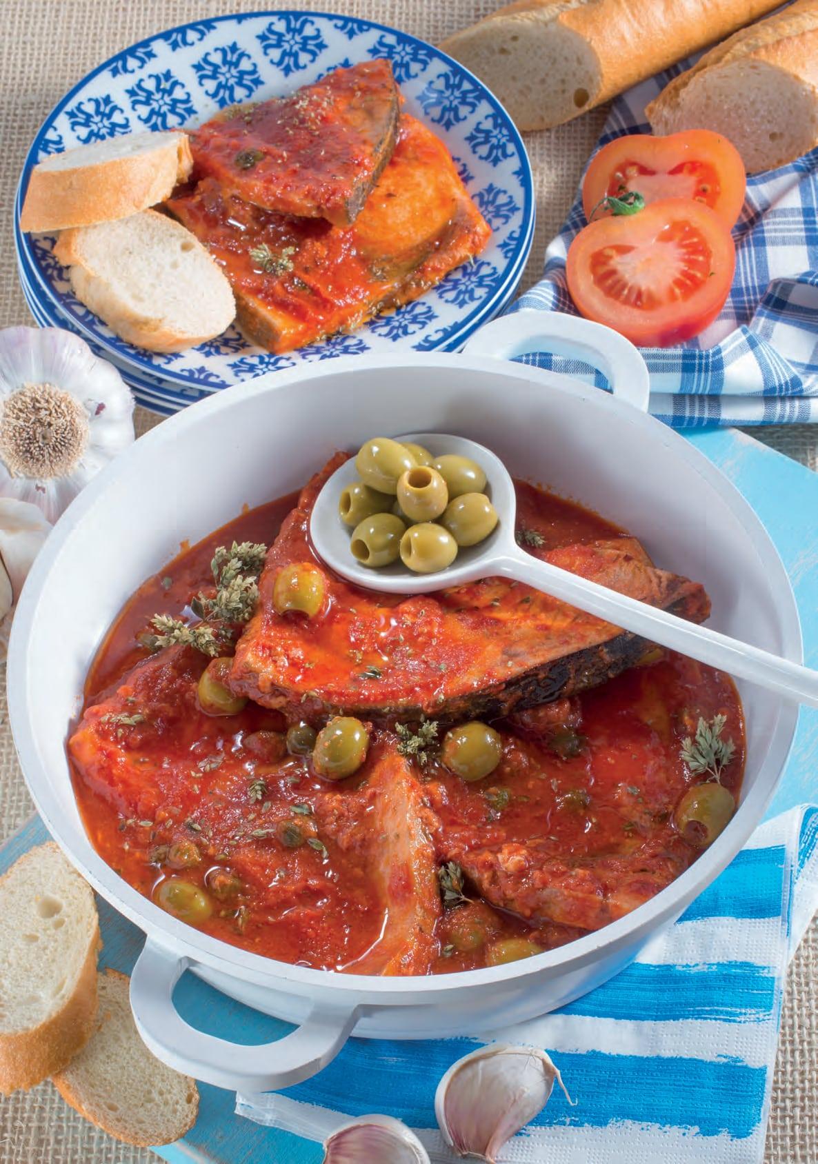 Pesce Spada Alla Pizzaiola Ricetta Facilissima Magpedia