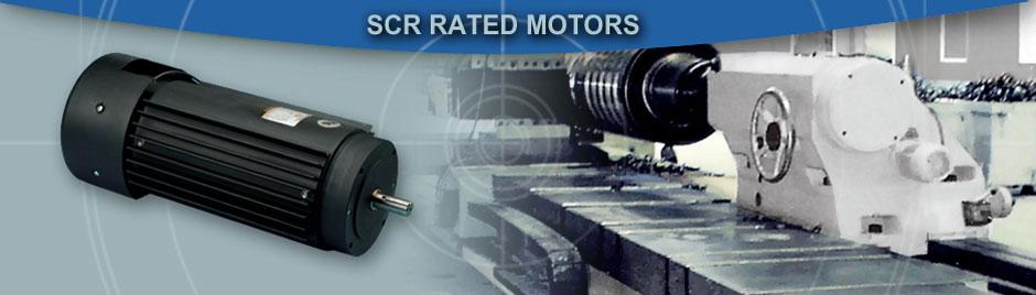 SCR Rated Motors