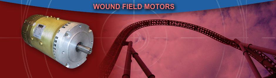 Wound Field Motors