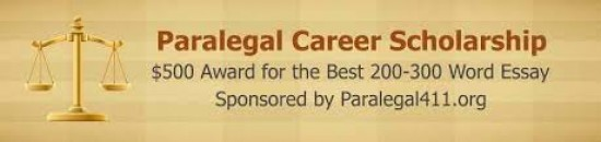 Paralegal Career Scholarship
