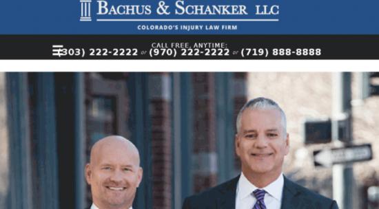 Bachus & Schanker, LLC Scholarship