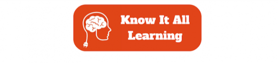 Know It All Learning Scholarship