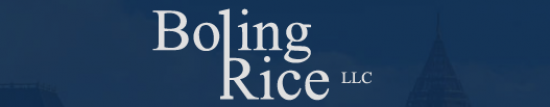 Boling Rice, LLC Scholarship