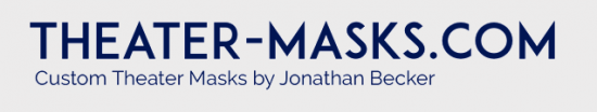 Theater Masks Scholarship