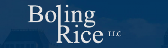 Boling Rice LLC Scholarship Essay Contest